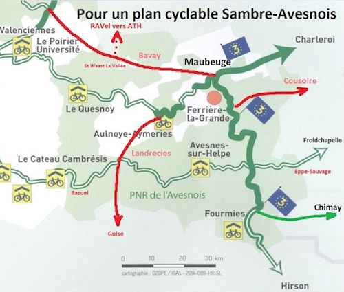 véloroute de Mormal V31 véloroute n°31 Ob_e0ffd2_carte-pour-un-plan-cyclable-avesnois-8ddab